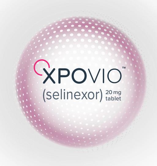 XPOVIO logo