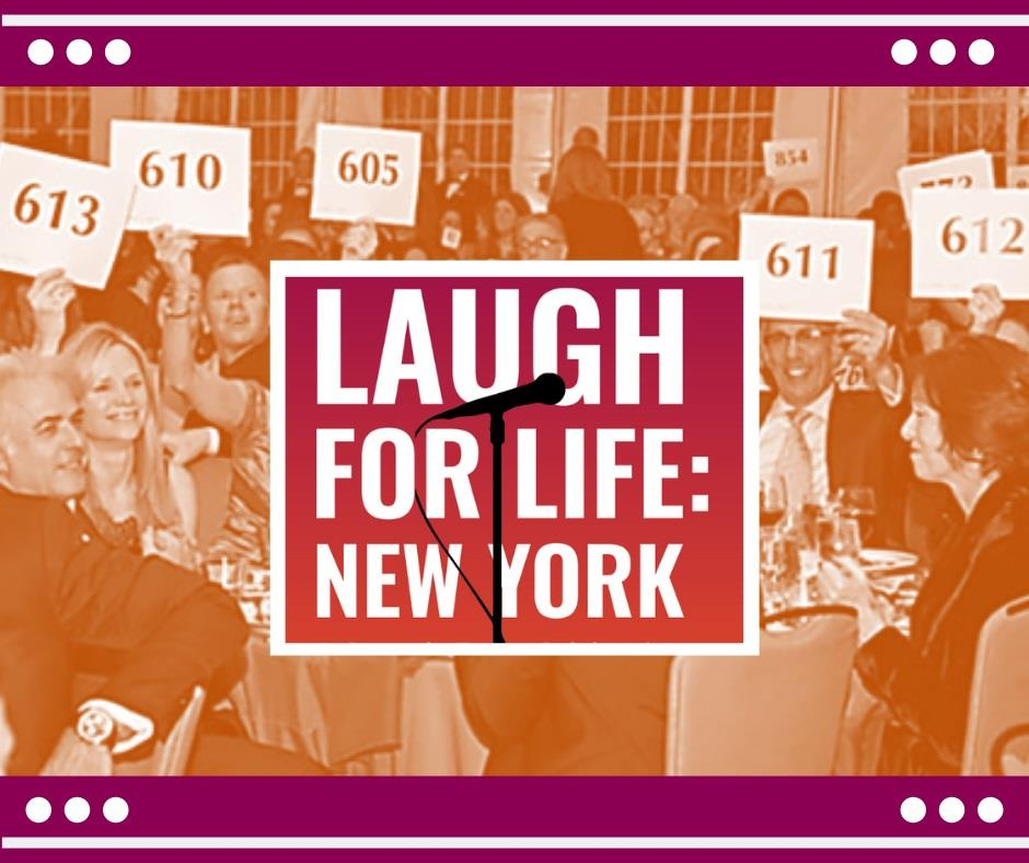 Laugh for Life: New York